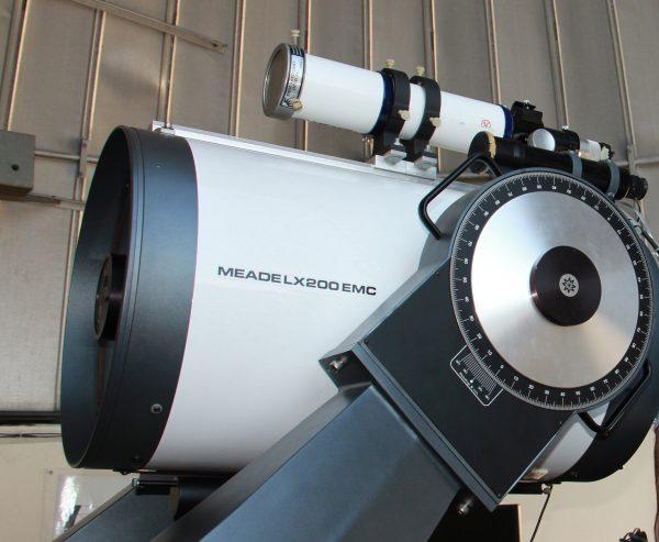 York University Observatory's 40 cm telescope