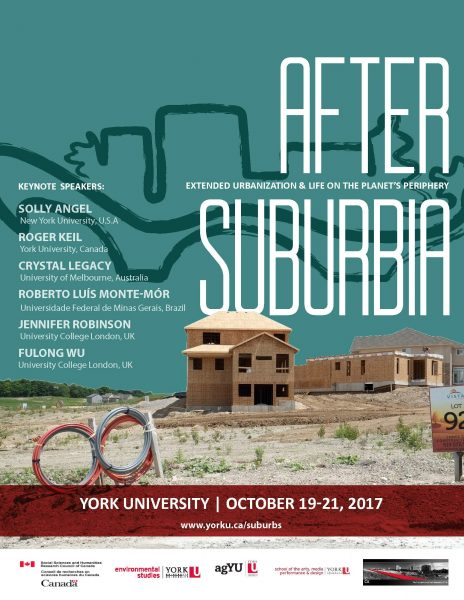 After Suberbia Conference Poster