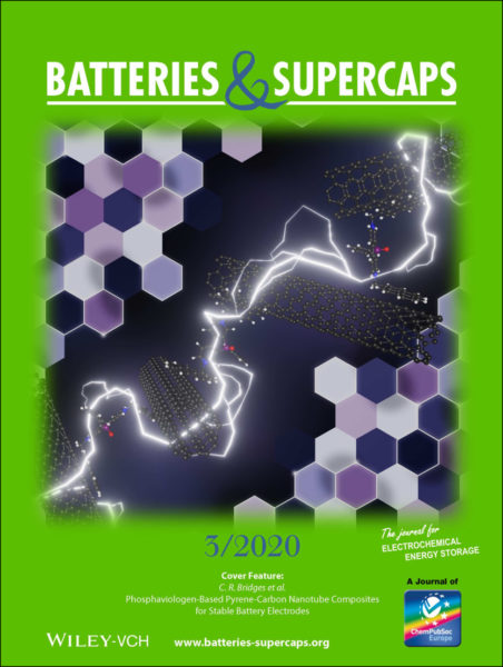 Batteries poster
