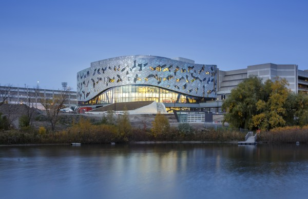 The Bergeron Centre for Engineering Excellence at York