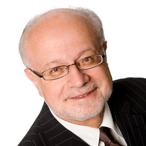 Headshot of Osgoode Prof David Vaver