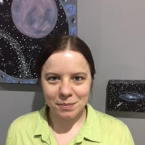 headshot of Prof Elaina Hyde