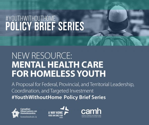 Housing policy brief poster