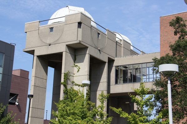 he observatory on York University's Keele campus