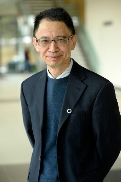 photo of professor Jianhong Wu