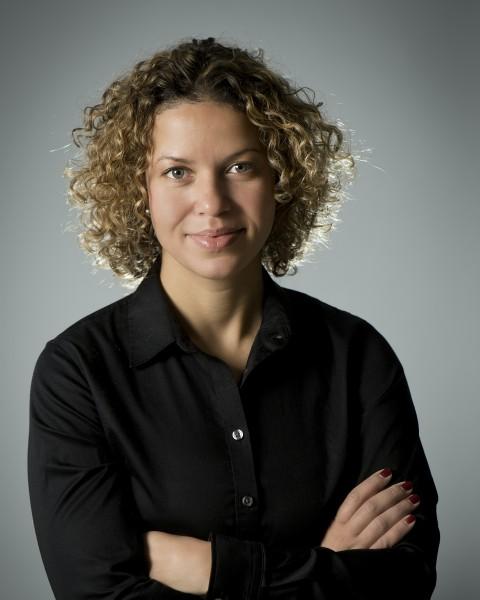 Marie-Helene Budworth. Photo by Jag