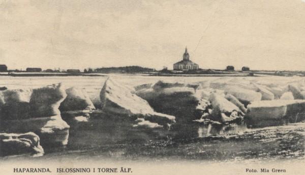 Postcard from 1906 taken in Happaranda
