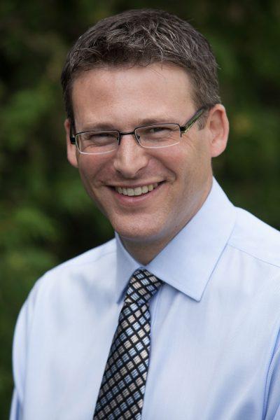 Roland Merbis, Director of Customer Insights & Analytics at Scotiabank. (CNW Group/York University)