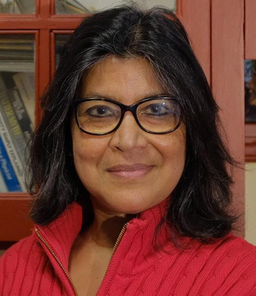 Headshot of Prof Sampa Bhadra