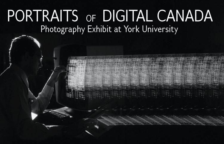 IBM photo exhibit poster