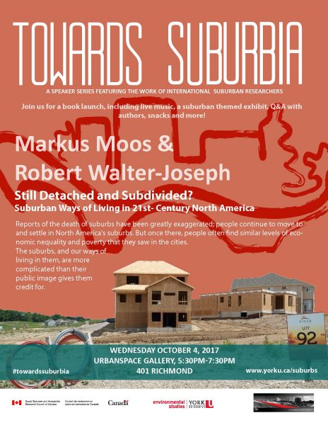 Towards Suburbia_Book_Launch Poster