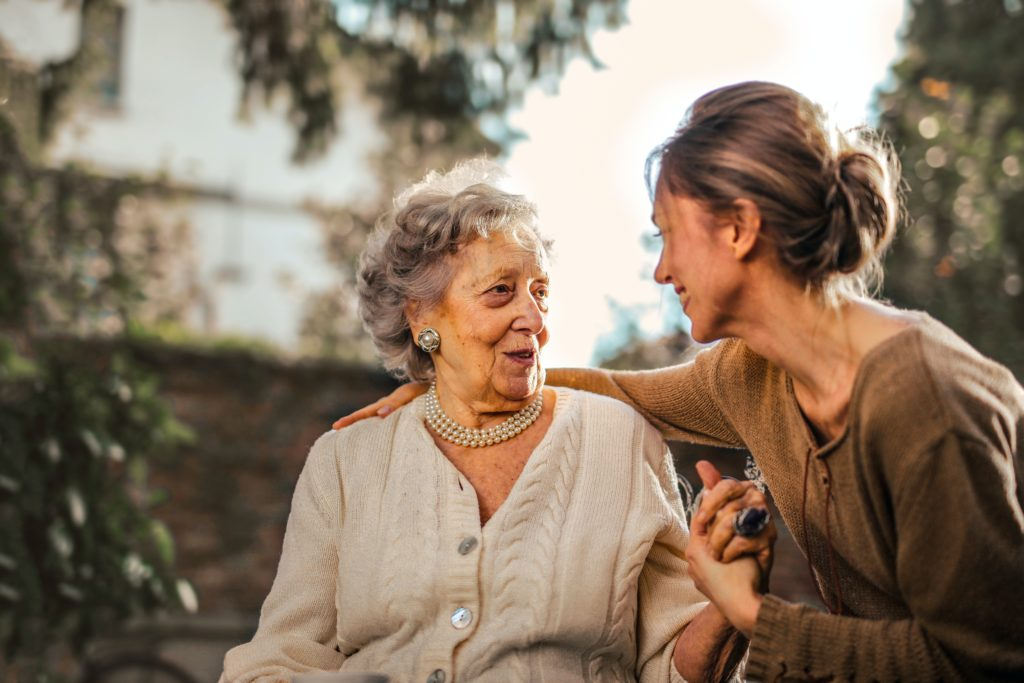 xamines aging and feeling valued versus expendable during COVID-19